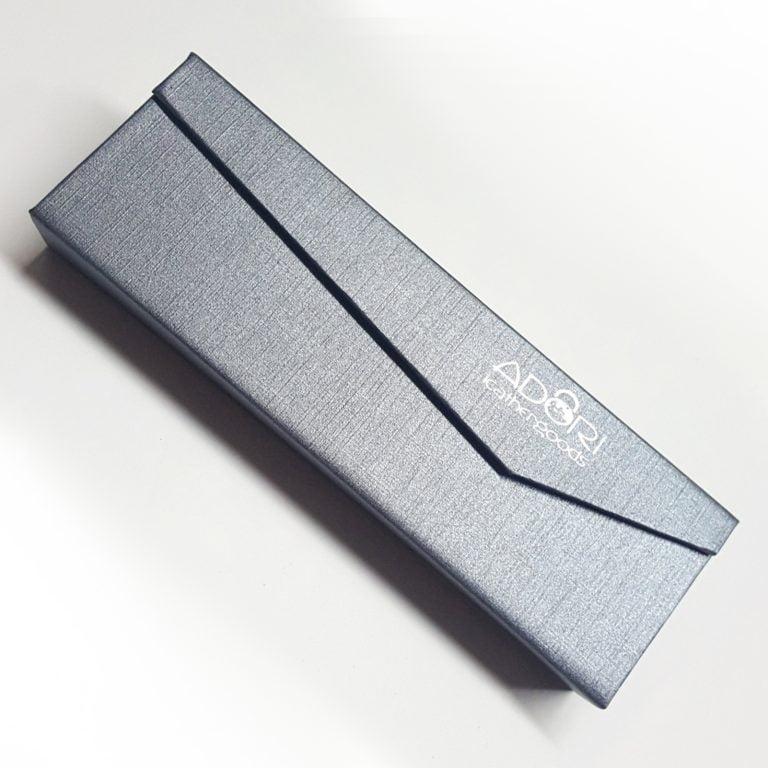Genuine Kangaroo Leather Australian Made Gift Pen - Gift Box