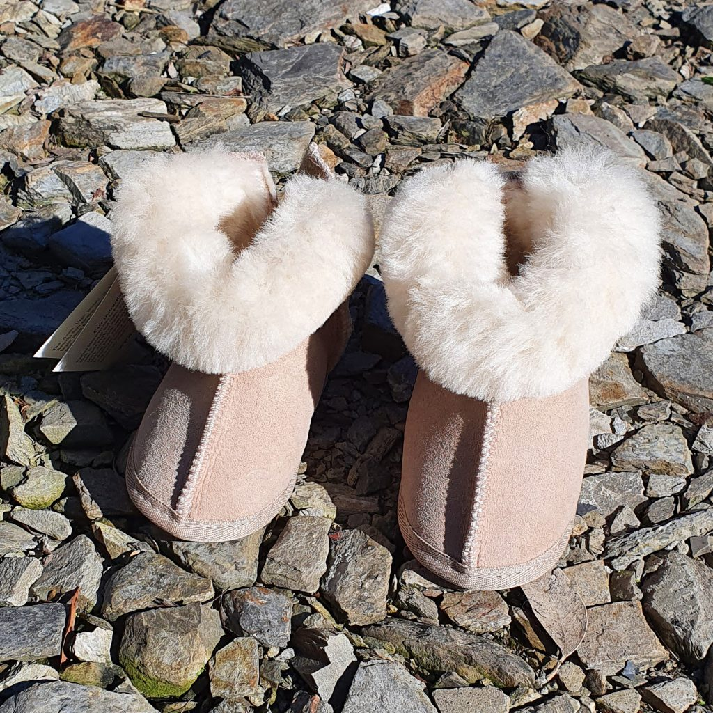 Baby Ugg Boots - Chestnut Colour