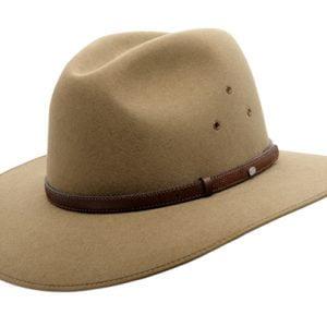 Akubra Coober Pedy - Genuine Leather Australian Made Hat