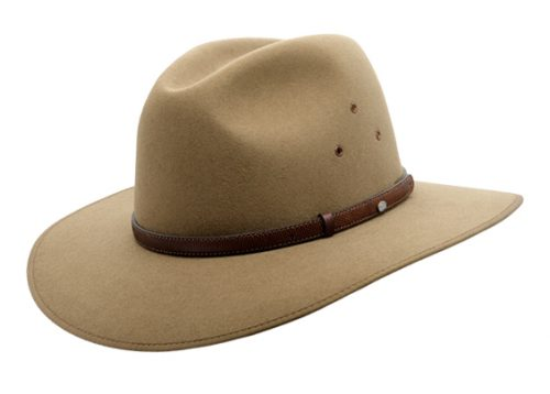 Akubra Coober Pedy - Genuine Leather Australian Made Hat