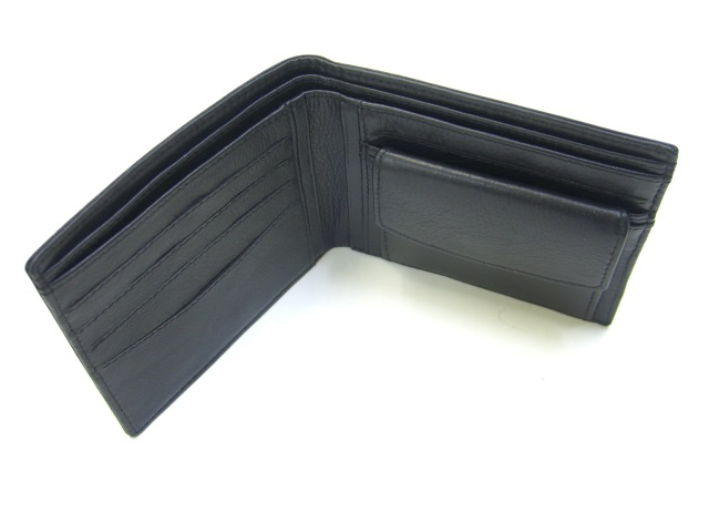 real-leather-made-in-australia-mens-wallets-black-open-view