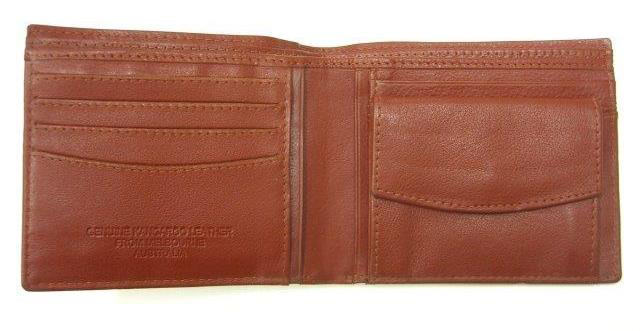 real-leather-made-in-australia-mens-wallets-tan-open-view