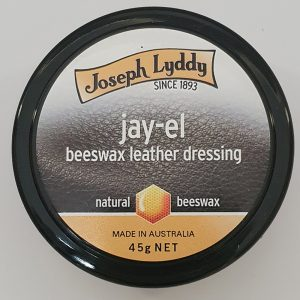 jay el beeswax leather dressing