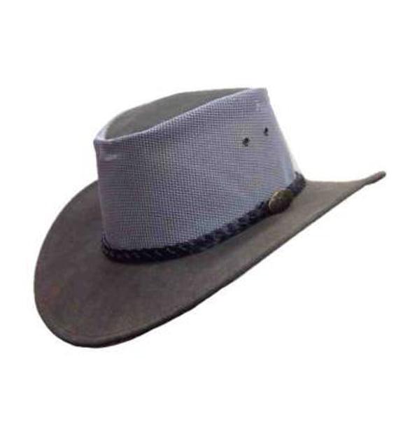 Jacaru Hats Made in Australia - Summer Breeze - Grey