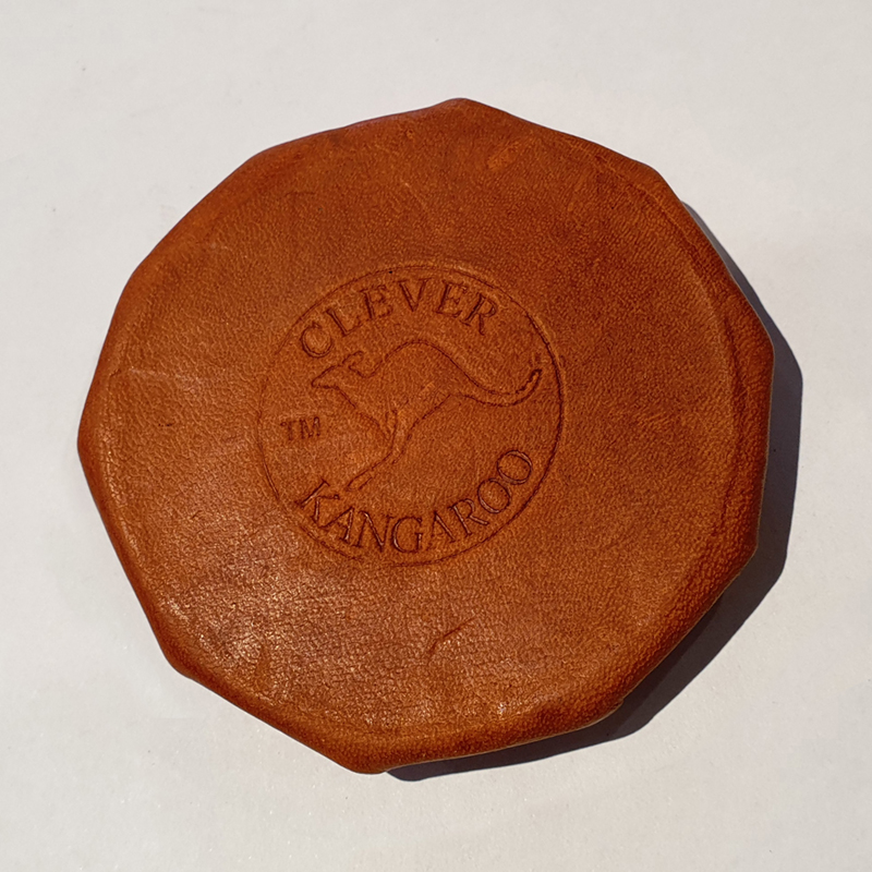 leather coin pouch australia