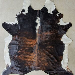 Home Decor, Australian dark exotic natural cow hides